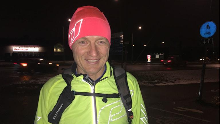 Jeder 5. Schwede joggt mindestens einmal pro Woche (Foto: Liv Heidbüchel/Sveriges Radio)