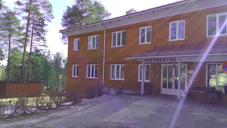 Das Pflegeheim in Åsarna (Foto: Hansjörg Kissel / Radio Schweden)