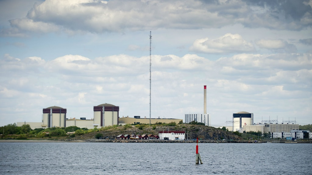 Das AKW Ringhals (Foto: Björn Larsson Rosvall / TT)