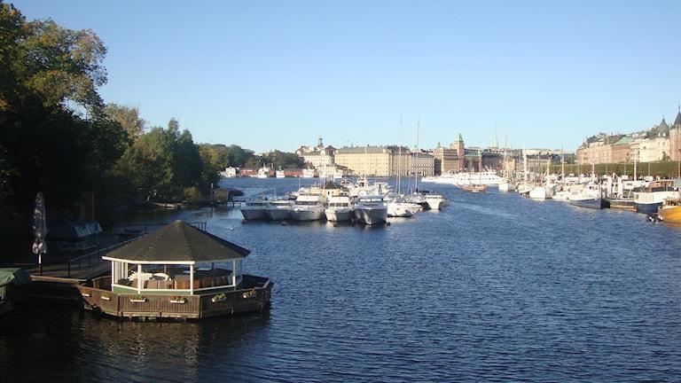 Stockholm Sommer Foto: Anne Rentzsch)