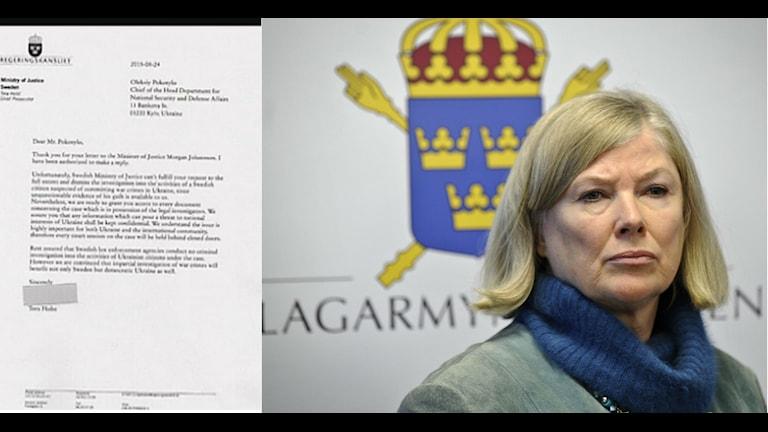 Desinformation Schweden Russland Troll Internet Ukraine