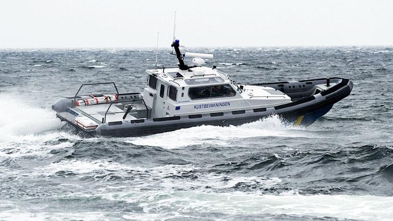 Küstenwache Mittelmeer Schweden (Foto: Kustbevakningen)