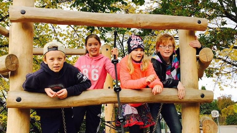 Mobilverbot Schule Schweden (Foto: Jens Möller/Sveriges Radio)
