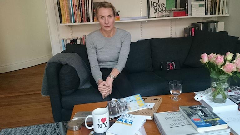 (Foto: Dieter Weiand/Sveriges Radio) Schweden Ikea Elch Köttbullar