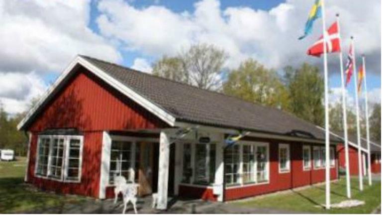 "Eksjö Camping betrieben von der Stiftung ""Kom till festen"" (Foto: ""Kom till festen"")"