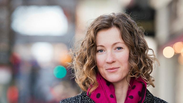 Steffi Siegert an der Universität Stockholm warnt davor, dass die Grenzen zwischen Arbeit und Freizeit sich durch die Social Media weiter verwischen - udn das nicht nur in Schweden. Foto: Eva Dalin cc http://bit.ly/1PNHrcD