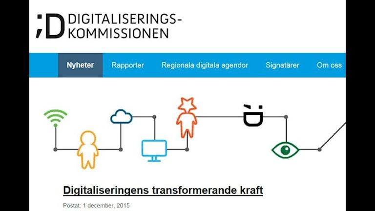 Digitaliseringskommissionen