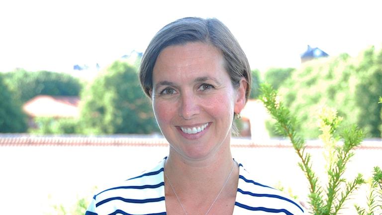 Kerstin Kamp-Wigforss, Deutsch-Schwedische Handelskammer (Foto: Tysk-Svenska Handelskammaren)