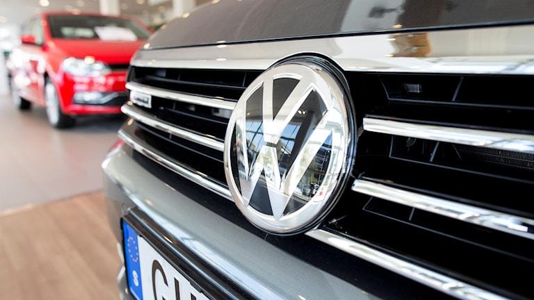 Volkswagen ( Foto: Björn Larsson Rosvall / TT )