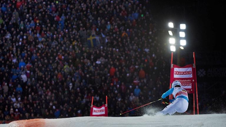 Ski-Weltcup Stockholm Myhrer, Hansdotter