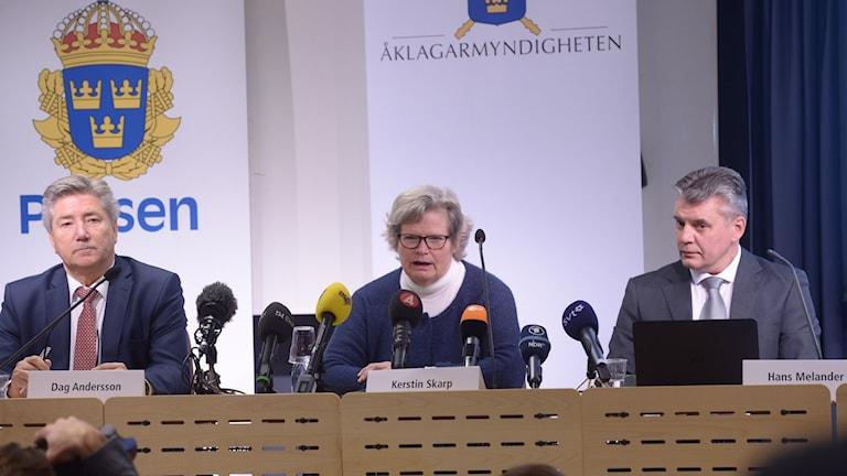 Mord an Olof Palme immer noch unaufgeklärt