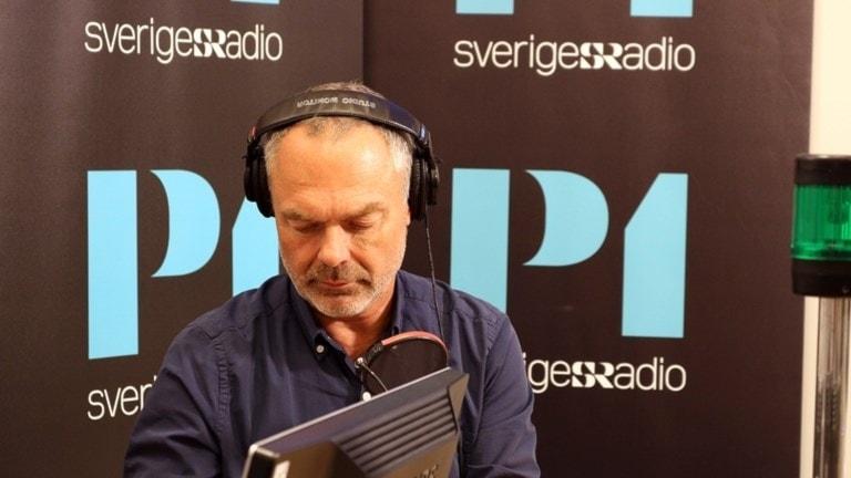 Jan Björklund avri pushlo ando Shvedicko Radio
