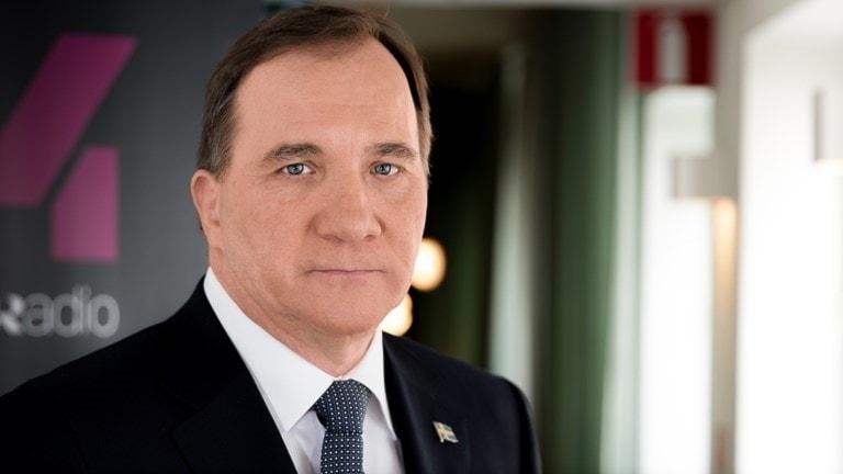Stefan Löfven anda Socialdemokraterna