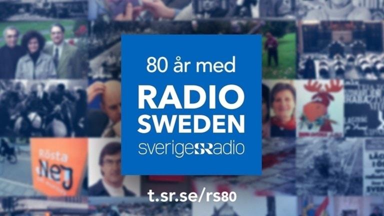 Radio Swedwn pherol 80 bersh
