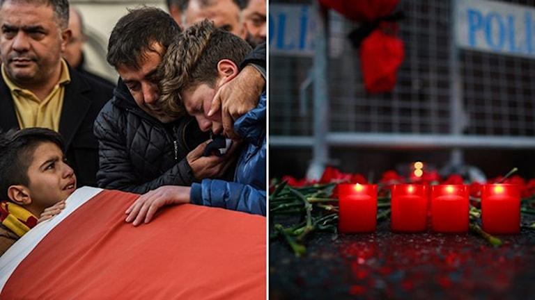 terror attack Turkiet