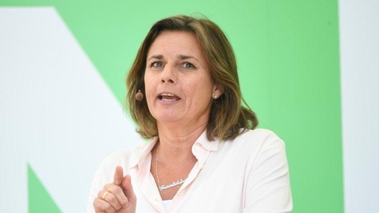 Isabella Lövin MP