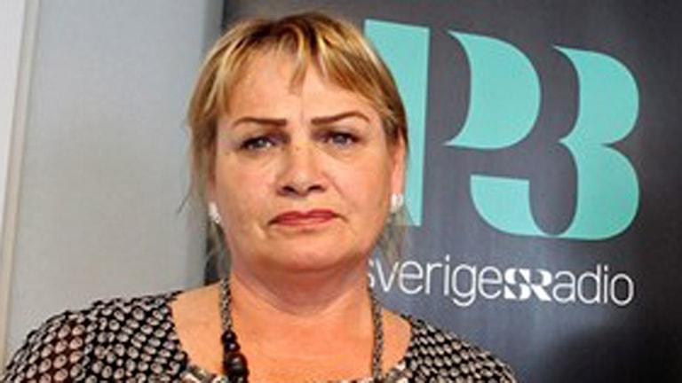 EU-parlamentariker Soraya Post (FI)