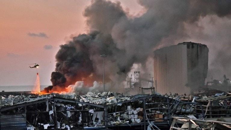 Expert: Låg risk för liknande explosion i Sverige