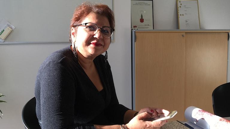 romsk aktivist