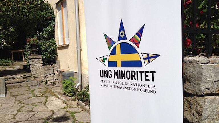 Ung Minoritet. Foto: Helena Huhta / Sveriges Radio Sisuradio