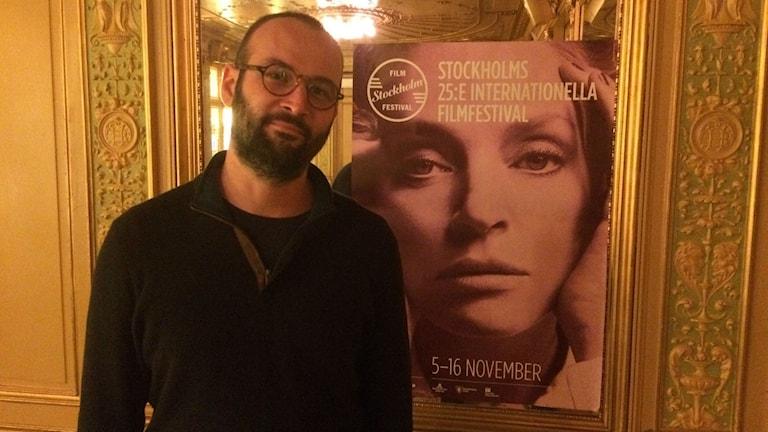 """Alexander Nanau regisoro """"Toto aj leski peja"""". Foto: Peter Lindberg Radio Romano"""