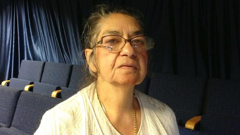 Monica Caldaras