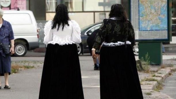 Maj dur strukturalno diskriminatcia pe rom