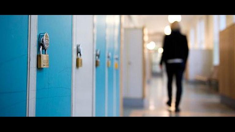 Andi shkola. foto: SVT