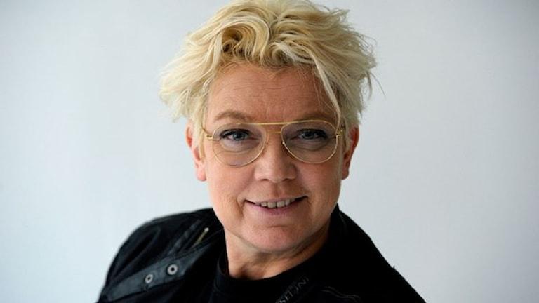 Elisabeth Ohlson Wallin. Foto: Janerik Henriksson/TT.