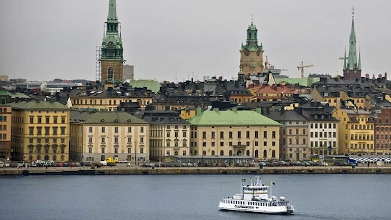 Stockholm Foto: Claudio Bresciani/Scanpix