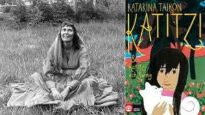 Nevi editcia pe Katitzi kevnia so Katarina Taikon skirisardas