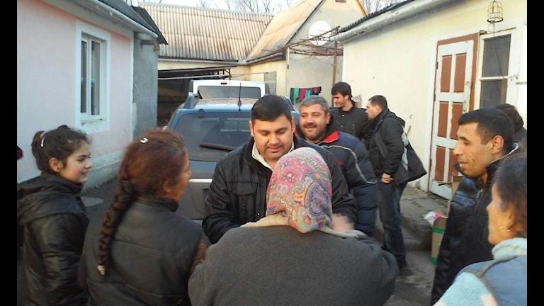 Miroslav Gorvat zutil e romen andi Kiev,Ukriana.