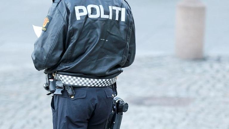 Norvegoski policia.