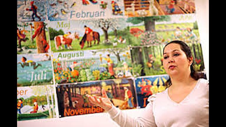 Kati Dimiter-Taikon katr e romani djuvljengi organizacia ando Stockholmo.