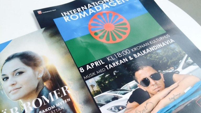 Romano djes ando foro Trollhättan. Foto: Veli Brijani Radio Romano