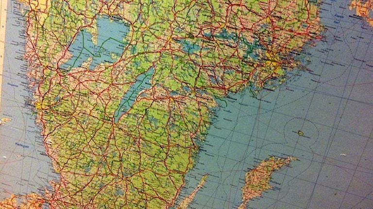 kartor lantmäteriet