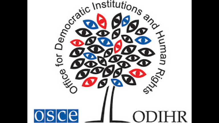 OSCE for Democratic institution and Human Rights