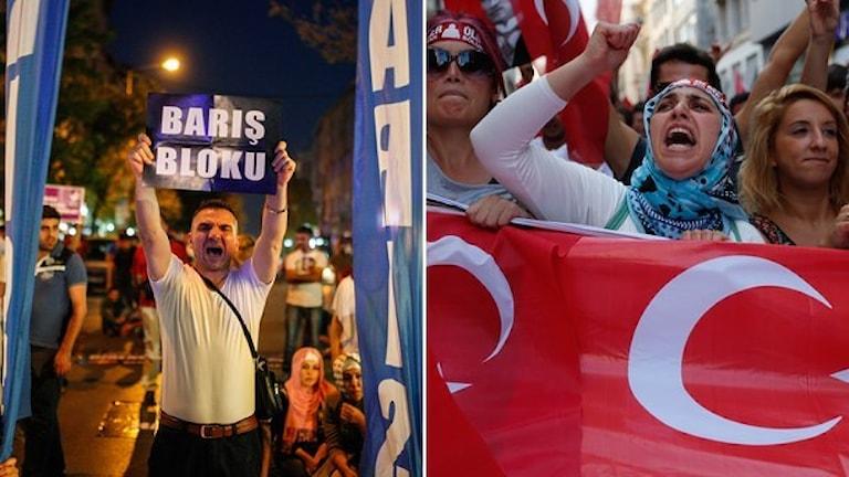Foto: Cagdas Erdogan/AP, Emrah Gurel/AP