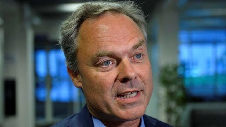 Jan Björklund (FP) Foto: Henrik Montgomery/TT