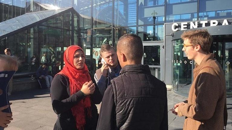 Neve nashutne ando Malmö ljen zutipe kotar e volonteria.