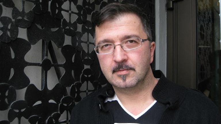 Vedad Begovic integrationssamordnare andi Eskilstuna kommun.