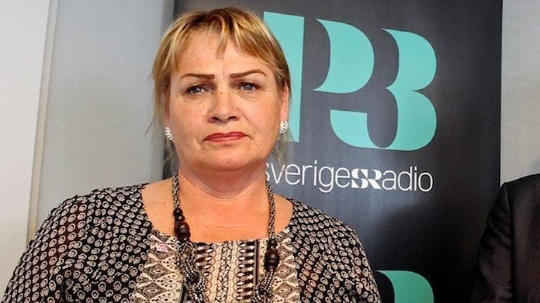 Soraya Post FI, EU parlamentariker Foto: Sveriges Radio