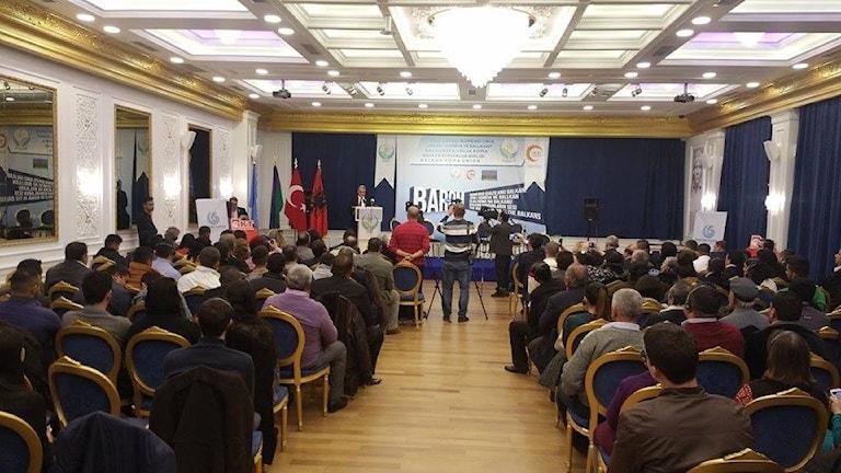 Baron kedipe ando Kosovo.