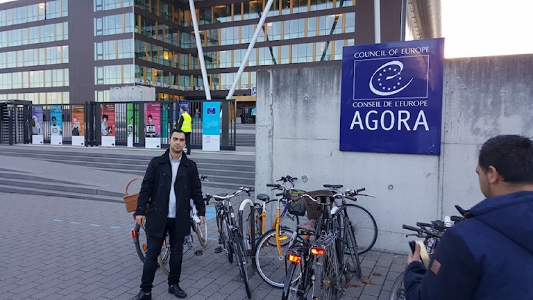 Mersion Pejda romano mediatori kotar o Linköping sas ando Strasbourg