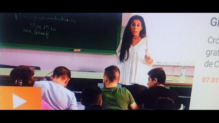 RTVE kerde programo pe roma andi Spania.