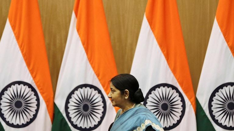 Ministerka Sushma Swaraj