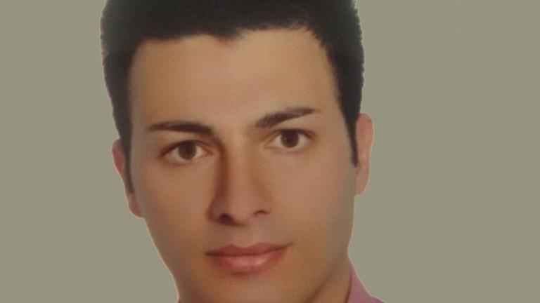 Hamid Reza rom anda Teheran.