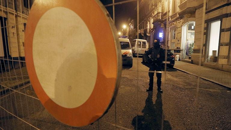 Jekh anti teroristicno policia lishij o drom ande Belgia.