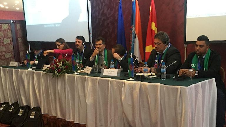 IRU kongreso ando Skopje, Makedonia. Foto: Privatno.
