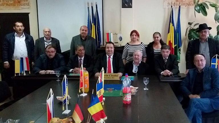 Intarnationalno Romani Unia andi Rumunia. Foto: Privatno.